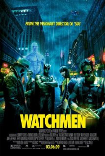 Watchmen (2009) (BRRip) - Hollywood Movies Hindi Dubbed