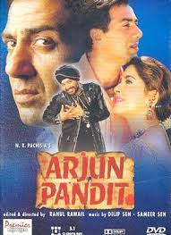 Arjun Pandit (1999) (DVD Rip) - Bollywood Movies