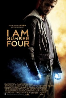 I Am Number Four (2011)  (DVD)  - Hollywood Movies Hindi Dubbed