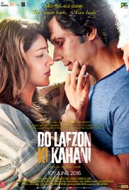 Do Lafzon Ki Kahani (2016) (PDVD)