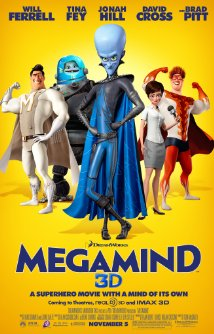 Megamind (2010) (BRRIP)
