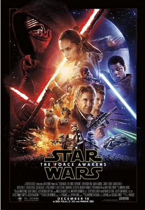 Star Wars: The Force Awakens (2015)  (BR Rip)