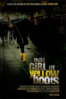That Girl in Yellow Boots (2010) (DVD Rip) - Bollywood Movies