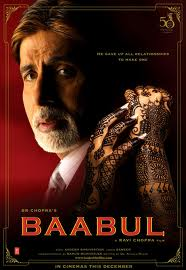 Baabul (2006) (DVD Rip) - Bollywood Movies