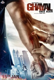 Ghayal Once Again (2016) (DVDRip)