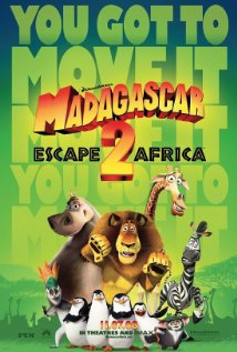Madagascar 2 Escape 2 Africa (2008)(Dvd Rip)