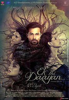 Ek Thi Daayan (2013) (DVD) - Bollywood Movies