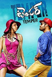 Temper (2015) (DVDRip) - South Indian Movies In Hindi