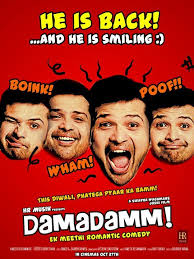 Damadamm (2011) (DVD ) - Bollywood Movies