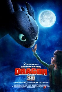 How to Train Your Dragon (2010)  (DVD)
