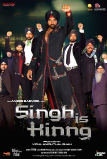 Singh Is Kinng (2008) (DVD)