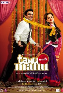 Tanu Weds Manu (2011) (DVD) - Bollywood Movies