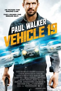 Vehicle 19 (2013) (Bluray)