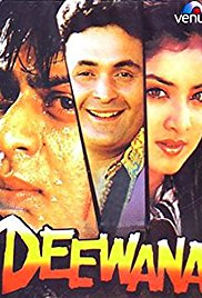 Deewana (1992) (HD Rip) - Evergreen Bollywood Movies