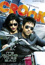 Crook (2010)(DVD) - Bollywood Movies