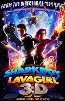 The Adventures of Sharkboy and Lavagirl (2005) (BR Rip)