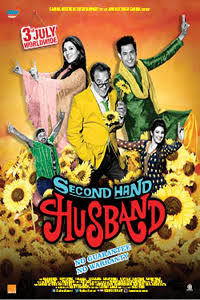 Second Hand Husband (2015) (PDVD)