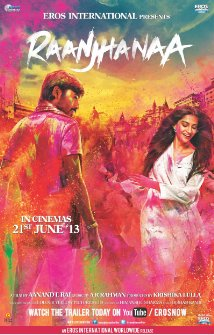 Raanjhanaa (2013) (DVD) - Bollywood Movies