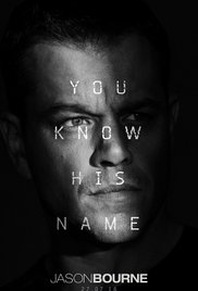 Jason Bourne (2016) (PDVD) - New Hollywood Dubbed Movies