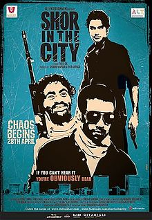 Shor in the City (2011) (Dvd Rip)