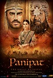 Panipat (2019) (WebRip) - New BollyWood Movies