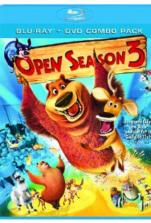 Open Season 3 (2010) (Dvd Rip)