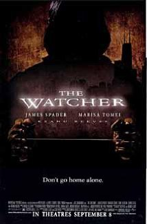 The Watcher (2000) (DVD) - Hollywood Movies Hindi Dubbed