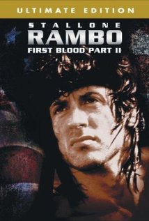 Rambo 2 First Blood (1985) (Br)