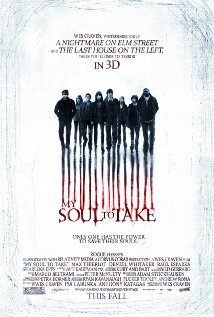My Soul to Take (2010) (DVD) - Hollywood Movies Hindi Dubbed