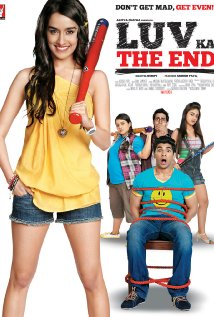 Luv Ka the End (2011) (DVD)