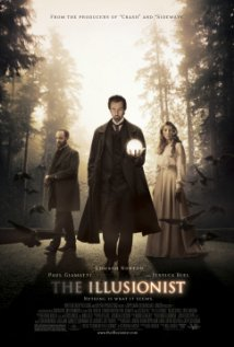 The Illusionist (2006) (BR Rip) - Hollywood Movies Hindi Dubbed