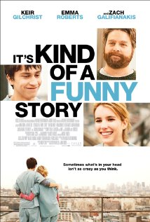 Its Kind of a Funny Story (2010) (DVD) - Hollywood Movies Hindi Dubbed