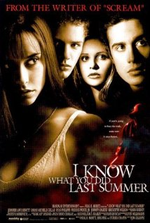 I Know What You Did Last Summer (1997)  (DVD) - Hollywood Movies Hindi Dubbed