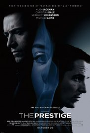 The Prestige (2006) (BluRay) - Top Rated Movies