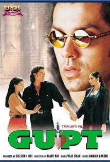 Gupt (1997) (DVD) - Bollywood Movies
