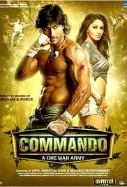 Commando (2013) (BluRay)
