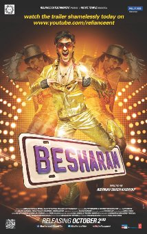 Besharam (2013) (DVD Rip) - Bollywood Movies