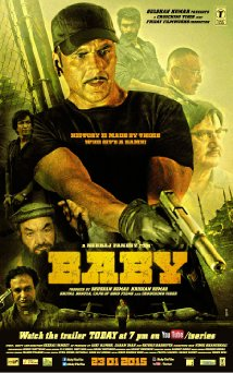 Baby (2015) (BR Rip) - New BollyWood Movies