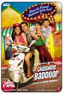 Chashme Baddoor (2013) (DVD Rip) - Bollywood Movies