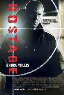 Hostage (2005) (DVD) - Hollywood Movies Hindi Dubbed