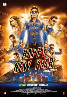 Happy New Year (2014) (PDVD)
