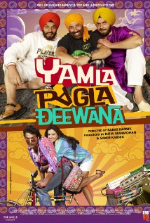 Yamla Pagla Deewana (2011) (Dvd Rip) - Bollywood Movies