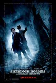 Sherlock Holmes - A Game of Shadows (2011) (BRRip)