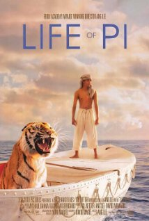 Life of Pi (2012) (DVD)