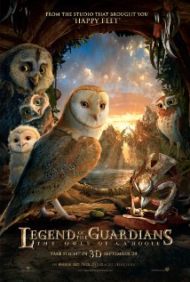 Legend of the Guardians The Owls of Ga Hoole (2010) (Br Rip) - Cartoon Dubbed Movies