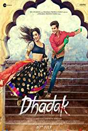 Dhadak (2018) (BluRay) - New BollyWood Movies