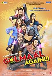Golmaal Again (2017) (BluRay) - New BollyWood Movies