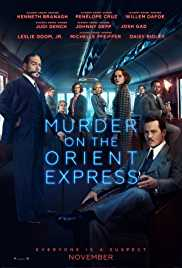 Murder on the Orient Express (2017) (BluRay) - New Hollywood Dubbed Movies