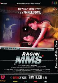 Ragini MMS (2011) (DVD) - Bollywood Movies