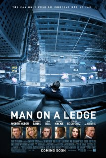 Man on a Legde (2012) (Br Rip) - Hollywood Movies Hindi Dubbed